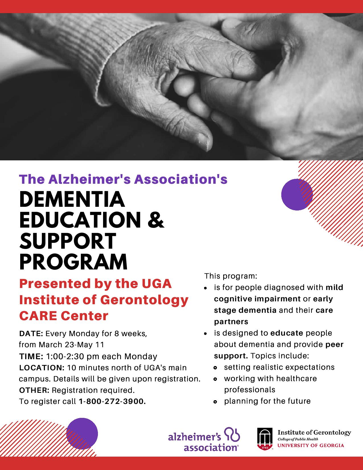 Living with Dementia Program FLYER FINAL-page-001